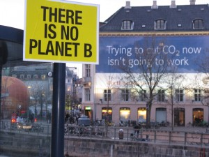 There is no Planet B vs. Trying to cut CO² isn't going to work